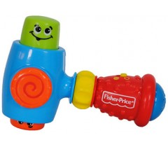 Fisher Price - Martelo risinhos