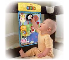 Fisher Price - Painel de actividades brinca e descobre