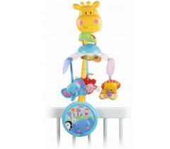 Fisher Price - Móbile portátil brinca e descobre