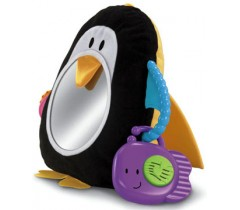 Fisher Price - Pinguim espelho musical