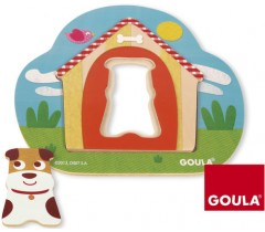 Goula - Puzzle da casinha do Tobby