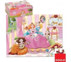 Goula - Puzzle Princesa