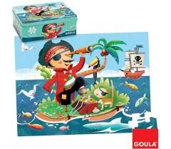 Goula - Puzzle Piratas