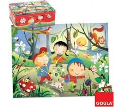 Goula - Puzzlre do Bosque