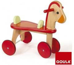 Goula - Triciclo Cavalo