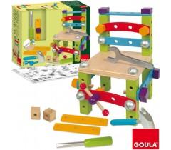 Goula - Súper construção