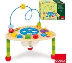 Goula - Mesa de atividades