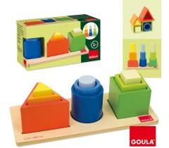 Goula - Empilhavel forma geométricas