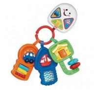 Fisher Price - Chaveiro de Aprender e Brincar