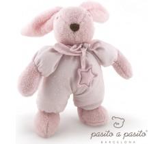 Pasito a Pasito - Coelhinho de peluche Etoile rosa