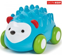Skip Hop - PULL & GO CAR HEDGEHOG