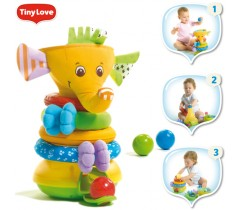 Tiny Love - Musical Stack & Ball Game