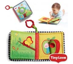 Tiny Love - Livro Where Do I Live?