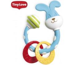 Tiny Love - Mordedor coelho azul