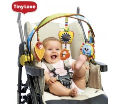 Tiny Love - Arco de brinquedos Woodland Take-Along