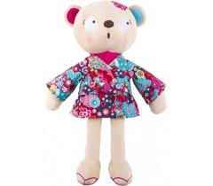 Tuc Tuc - Guaxinim menina suave kimono