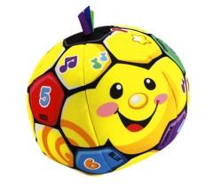 Fisher Price - Bola de Futebol Aprender e Brincar