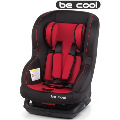 Be Cool - Cadeira auto 0/1 Box RED