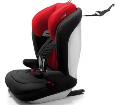 More - Ziklo 123 Red c/Isofix I-Size