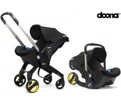 Doona - Cadeira de Automóvel 2 em 1 Grupo 0m+ Night