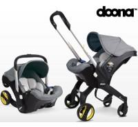 Doona - Cadeira de Automóvel 2 em 1 Grupo 0m+ Storm
