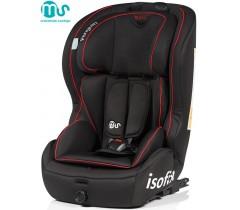 MS - Cadeira auto PenguinFix Negra-Roja