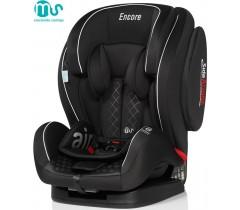 MS - Cadeira auto Encore Negra