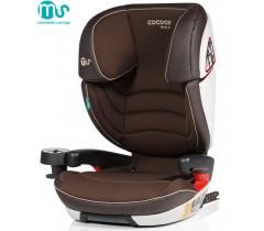 MS - Cadeira auto Cocoon Travel Marrón+Isofix