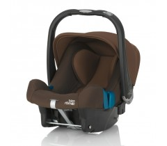 Britax Romer BABY SAFE PLUS SHR II  Wood Brown