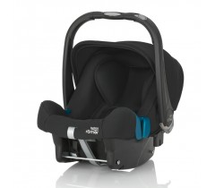 Britax Romer BABY SAFE PLUS SHR II  Cosmos Black