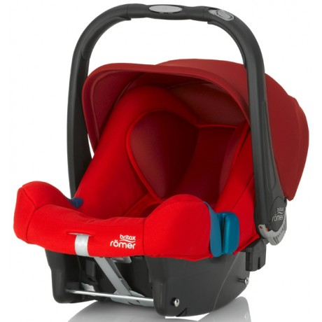 Britax Romer BABY SAFE PLUS SHR II  Flame Red