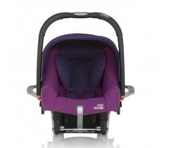Britax Romer BABY SAFE PLUS SHR II  Mineral Purple