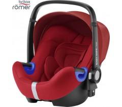 Britax Cadeira Gr 0+ BABY SAFE I-SIZE Flame Red