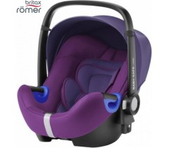 Britax Cadeira Gr 0+ BABY SAFE I-SIZE Mineral Purple