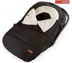 Skip Hop - Cobertura de cadeira grupo 0 Black