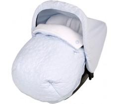 Tuc Tuc - Mini saco inverno acolchoado  - Lunas Y Estrellas
