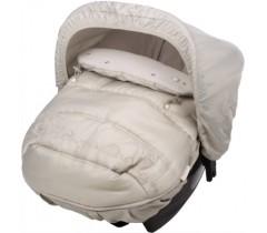 Tuc Tuc - Mini saco inverno acolchoado  - Natural