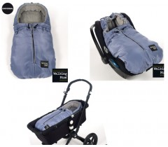 Walking Mum - SACO GRUPO 0/CUCO URBAN BABY BLUE
