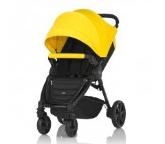 Britax B-AGILE 4 PLUS Sunshine Yellow