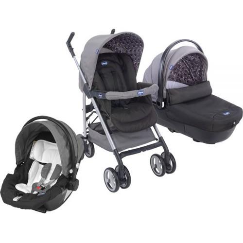 chicco trio de beb sprint ombra. Black Bedroom Furniture Sets. Home Design Ideas
