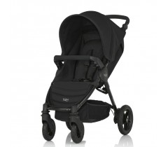 Britax B-MOTION 4 Cosmos Black