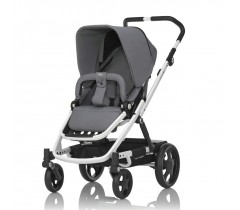 Britax GO Steel Grey
