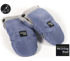 Walking Mum - MANOPLAS COCHECITO URBAN BABY BLUE