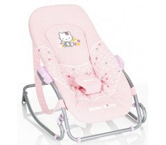 Hello Kitty - Espreguiçadeira Hello Kitty, 0m+
