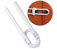 Brevi - Tranca armários com gancho