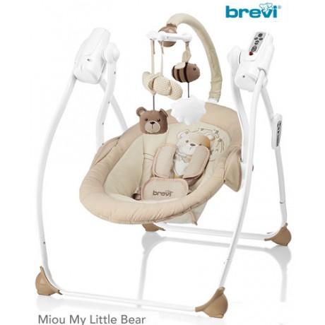 Brevi - Espreguiçadeira Miou My Little Bear