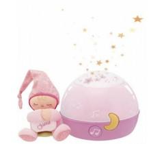Chicco - Goodnight Stars Rosa