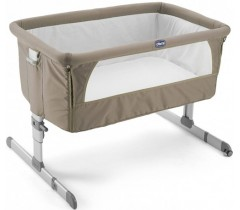 Chicco - Berço de bebé Next 2 Me, Dove Grey
