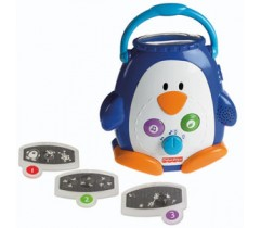 Fisher Price - Pinguim projector musical