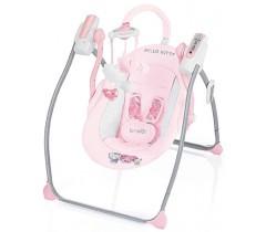 Hello Kitty - Cadeira de repouso com baloiço, 0m+